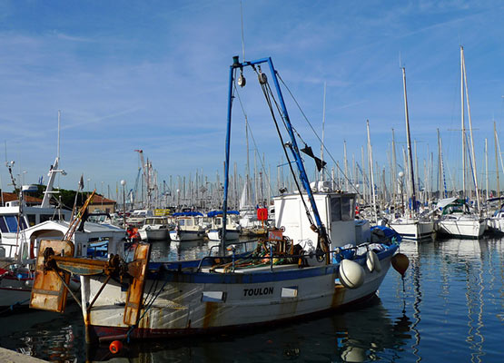 port plaisance saint mandrier